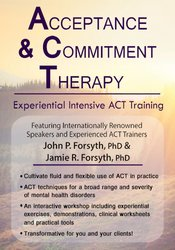 Image ofAcceptance and Commitment Therapy: Experiential Intensive ACT Training