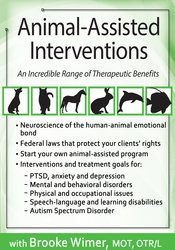 Image of Animal-Assisted Interventions: An Incredible Range of Therapeutic Bene