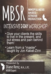 Image of MBSR (Mindfulness Based Stress Reduction) - Intensive 2-Day Workshop