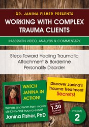 Image of Steps Toward Healing Traumatic Attachment & Borderline Personality Dis