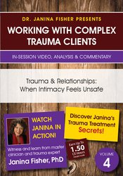 Image of Trauma & Relationships: When Intimacy Feels Unsafe
