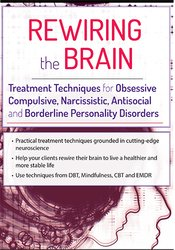 Rewiring the Brain: Treatment Techniques for Obsessive Compulsive, Narcissistic, Antisocial, and Borderline Personality Disorders 2