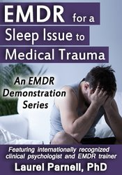 Image of EMDR for a Sleep Issue Related to Medical Trauma