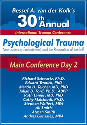 Image of Bessel A. van der Kolk's 30th Annual Trauma Conference: Main Conferenc