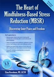 Image ofThe Heart of Mindfulness-Based Stress Reduction (MBSR): Discovering In
