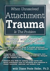 Image of When Unresolved Attachment Trauma Is the Problem: Working with Avoidan