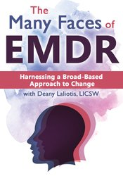 Image of The Many Faces of EMDR: Harnessing a Broad-Based Approach to Change