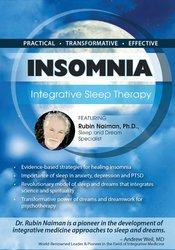 Image ofInsomnia: Integrative Sleep Therapy