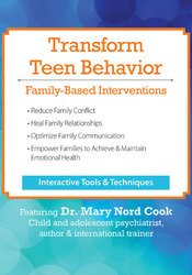 Image of Transform Teen Behavior: Family-Based Interventions
