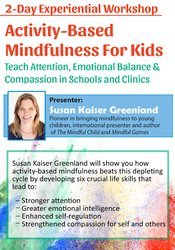 Image of 2-Day Experiential Workshop: Activity-Based Mindfulness for Kids