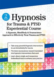 Image of 2 Day Hypnosis for Trauma & PTSD Certificate Course