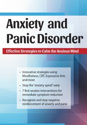 Image ofAnxiety and Panic Disorder: Effective Strategies to Calm the Anxious M