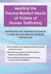 Image ofHuman Trafficking: Clinical Identification and Treatment Approaches fo