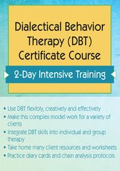 Image of Dialectical Behavior Therapy (DBT) Certificate Course; 2-Day Intensive