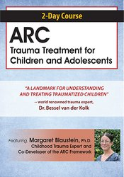 Image of 2-Day Certificate Course: ARC Trauma Treatment For Children and Adoles