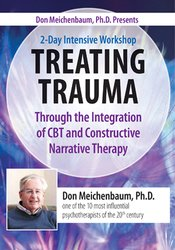 Image of Don Meichenbaum, Ph.D. Presents: 2 Day Intensive Workshop: Treating Tr
