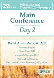 Image of Bessel A. van der Kolk's 29th Annual Trauma Conference: Main Conferenc