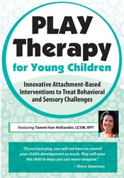 Image of Play Therapy for Young Children: Innovative Attachment-Based Intervent