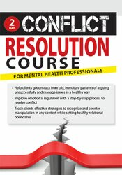 Image of 2-Day Conflict Resolution Certificate Course for Mental Health Profess