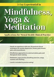 Image of 3-Day Experiential in Mindfulness, Yoga & Meditation: Applications for