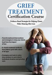 Image of 2-Day Grief Treatment Certification Course: Evidence-Based Strategies