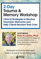 Image of Trauma & Memory Workshop: Clinical Strategies to Resolve Traumatic Mem