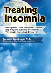 Image of Treating Insomnia: Transdiagnostic Clinical Strategies to Optimize Sle