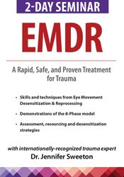 Image of 2-Day Training: EMDR Certificate Course: Rapid, Safe and Proven Skills