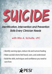 Image of Suicide: Identification, Intervention and Prevention Skills Every Clin