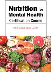 Nutrition for Mental Health Certification Course 1