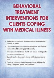 Image of Behavioral Treatment Interventions for Clients Coping with Medical Ill