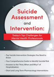 Image of Suicide Assessment and Intervention: Today's Top Challenges for Mental