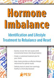 Image of Hormone Imbalance: Identification and Lifestyle Treatment to Rebalance