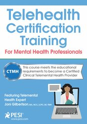 Image of Telehealth Certification Training for Mental Health Professionals