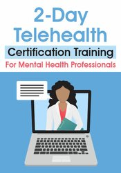 Image of Telehealth for Mental Health Professionals: 2-Day Distance Therapy Tra