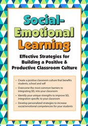 Image of Social-Emotional Learning: Effective Strategies for Building a Positiv