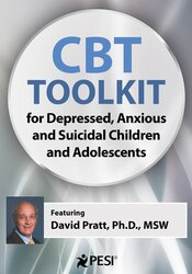 Image of 2-Day: CBT Toolkit for Depressed, Anxious and Suicidal Children and Ad