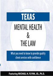 Image of Texas Mental Health & The Law - 2020