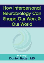How Interpersonal Neurobiology Can Help Shape our Work and our World 1