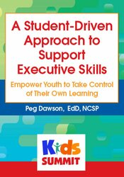 A Student-Driven Approach to Support Executive Skills: Empower Youth to Take Control of Their Own Learning 1