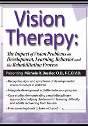 Image ofVision Therapy: The Impact of Developmental Vision Disorders on Readin