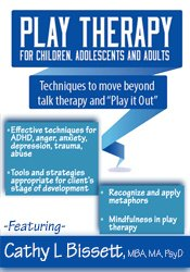 Image of Play Therapy for Children, Adolescents and Adults: Techniques to move