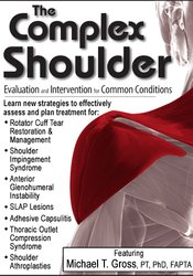 Image of The Complex Shoulder: Evaluation & Intervention for Common Conditions