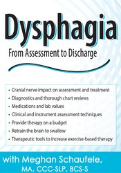 Image of Dysphagia: From Assessment to Discharge