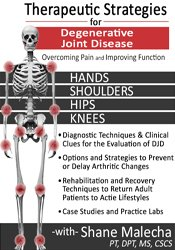 Image of Therapeutic Strategies for Degenerative Joint Disease: Overcoming Pain