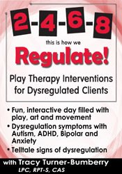 Image of 2,4,6,8 This is How We Regulate! Play Therapy Interventions for Dysreg