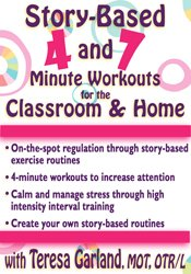 Image of Story-Based 4- and 7-Minute Workouts for the Classroom and Home