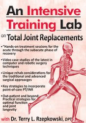 Image ofAn Intensive Training Lab on Total Joint Replacements