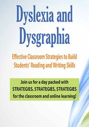 Image ofDyslexia, Dyscalculia & Dysgraphia: An Integrated Approach