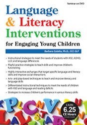 Image of Language & Literacy Interventions for Engaging Young Children: Play, A